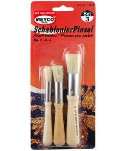 Meyco Pensule pentru sablonare 14230