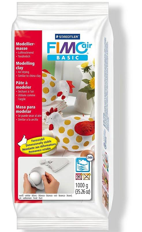 Staedtler - Pasta modelatoare FIMOair Basic 8101-0 1000g