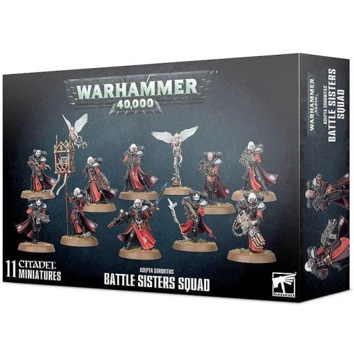 Warhammer Adepta Sororitas Battle Sisters Squad