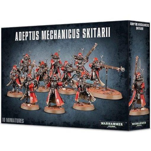 Warhammer Adeptus Mechanicus Skitarii