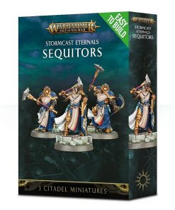 Warhammer Age of Sigmar Easy to Build Sequitors