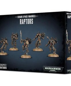 Warhammer Chaos Space Marines Raptors