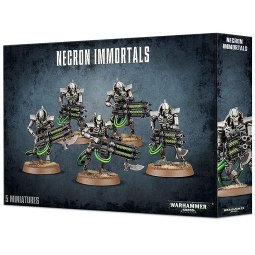Warhammer Necrons Immortals