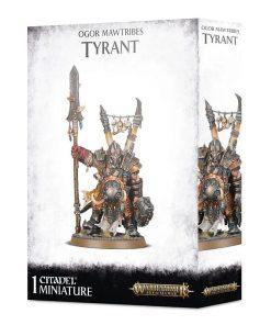 Warhammer Ogor Mawtribes Tyrant