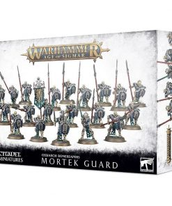 Warhammer Ossiarch Bonereapers Mortek Guard