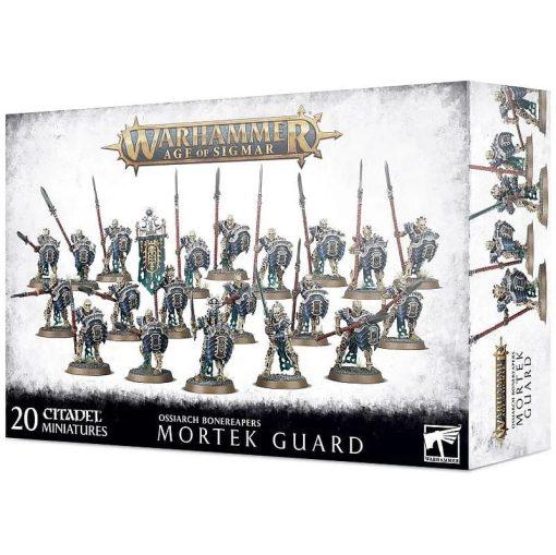 Warhammer Ossiarch Bonereapers Mortek Guard