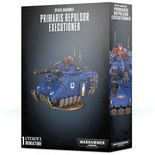 Warhammer Space Marines Primaris Repulsor Executioner