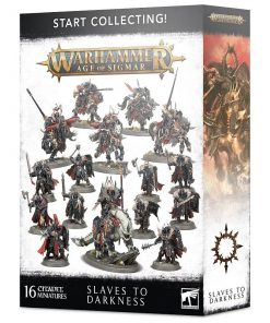 Warhammer Start Collecting! Slaves to Darkness