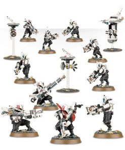 Warhammer Tau Empire Pathfinder Team