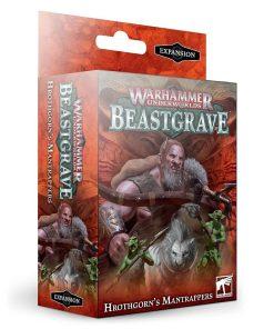 Warhammer Underworlds Beastgrave Hrothgorn's Mantrappers