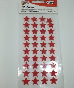 Stelute pasla rosii Meyco 23563