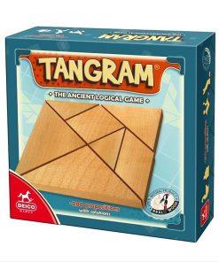 Deico Joc de logica Tangram 64943