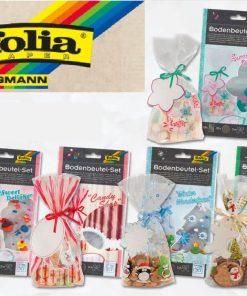 Folia Set 10 pungi cadou pentru dulciuri