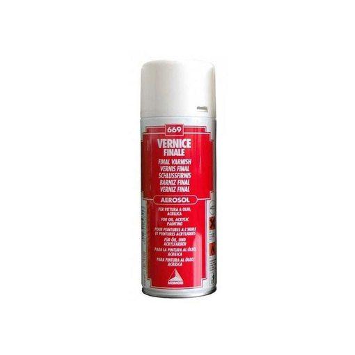 Vernis Final lucios Spray 400ml Maimeri