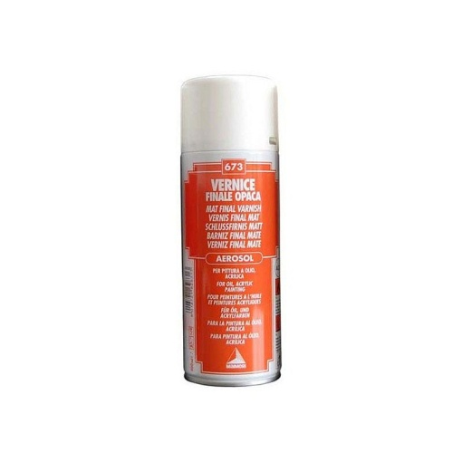 Vernis Final mat Spray 400ml Maimeri