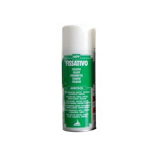 Vernis Fixativ Spray 400ml Maimeri