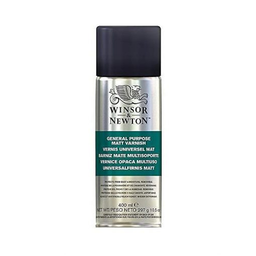Vernis Mat Universal Spray 400ml Winsor Newton