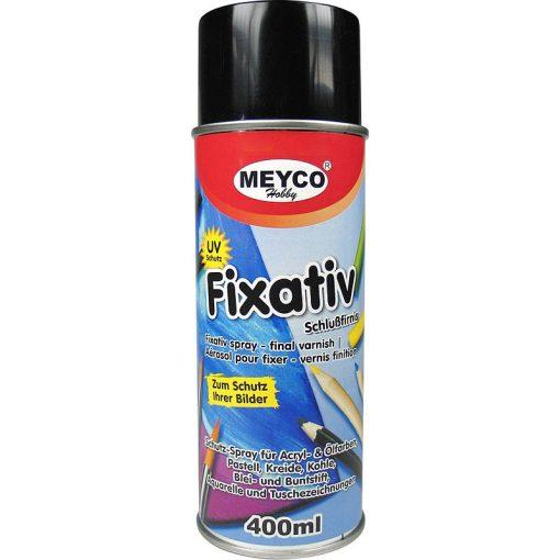 Vernis Spray fixativ 400ml Meyco 65776