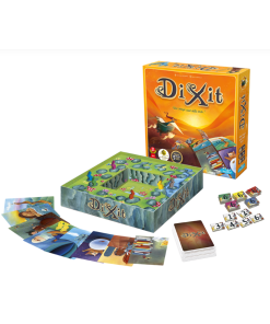 Dixit - o imagine cat o mie de cuvinte