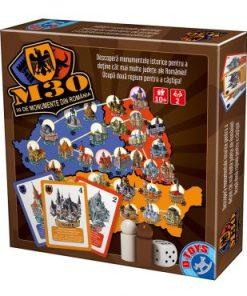 Joc 30 monumente D-Toys 75345
