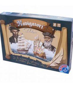 Joc Navigatori celebri D-Toys 72115