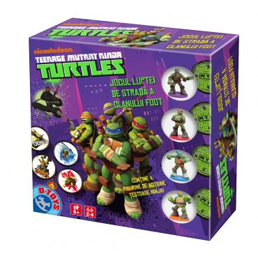 Teenage mutant Ninja Turtles D-Toys 71514