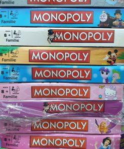 Monopoly 9 modele diferite cu licente