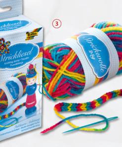 Set tricotat Jenny Folia 24919