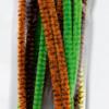 Sarma plusata asortata 8 mm x 50 cm Folia 7789