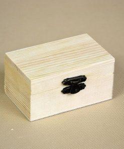 ACH Impex - Cutie din lemn dreptunghiulară 355227