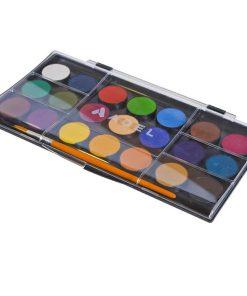 Adel Acuarele cu pensula set 21 culori - 30mm detalii