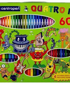 Centropen Set pentru Colorat Quatro II