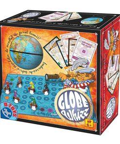 D-Toys - Cultura Generala Globe Wizz 68002
