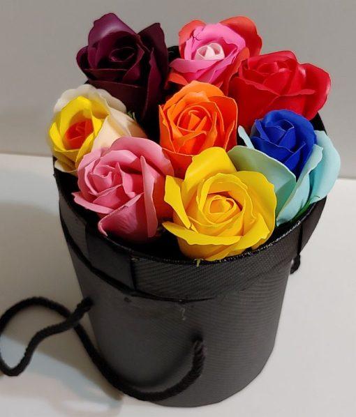 Trandafiri Sapun FL001 diverse culori