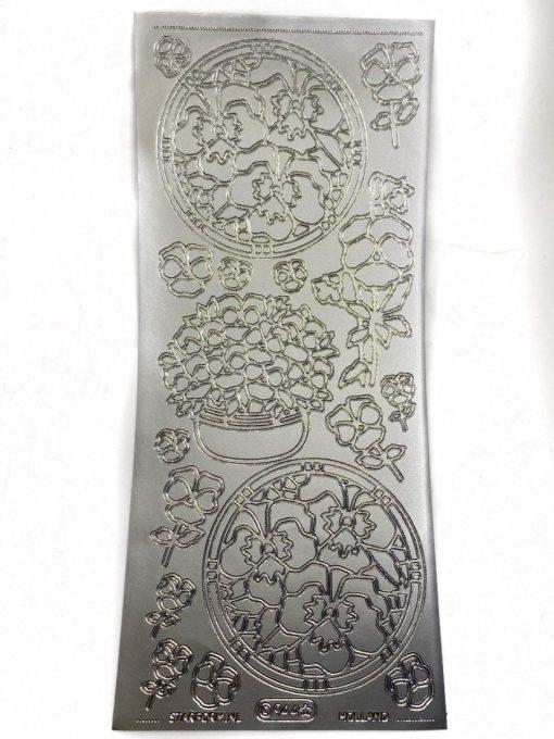 Coala abtibilde argintii