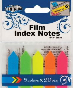 Centrum Index plastic adeziv 44x12mm 83506