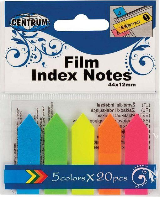 Centrum Index plastic adeziv 44x12mm 83506
