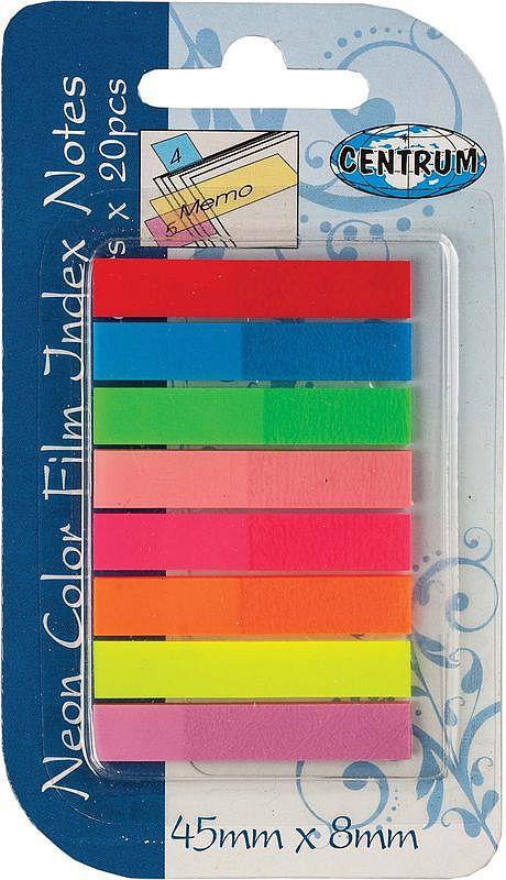 Centrum Index plastic adeziv 45x8mm 83504