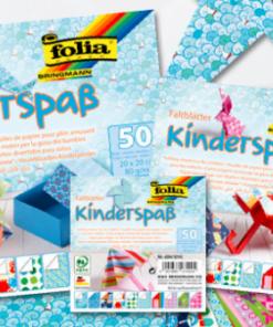 Hartie origami Copii Folia 494