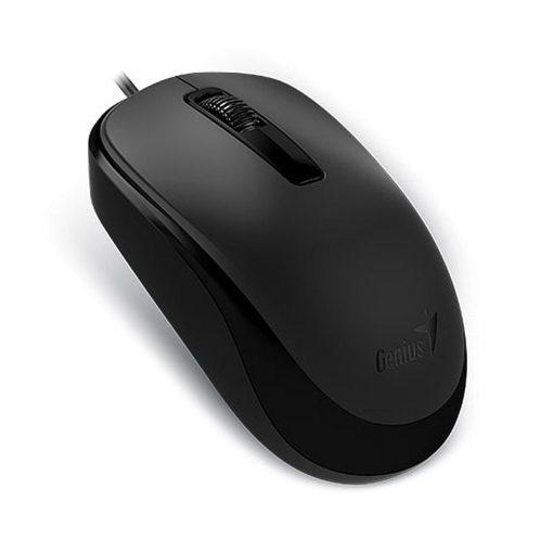 Genius Mouse cu fir DX-125 BK