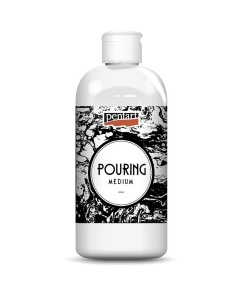 Pentart Pouring medium pentru acril 500ml
