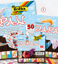 Hartie origami Japonia Folia 492
