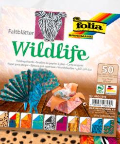 Hartie origami Salbatic Folia 495