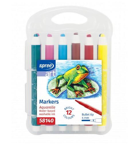 Spree art set 12 culori