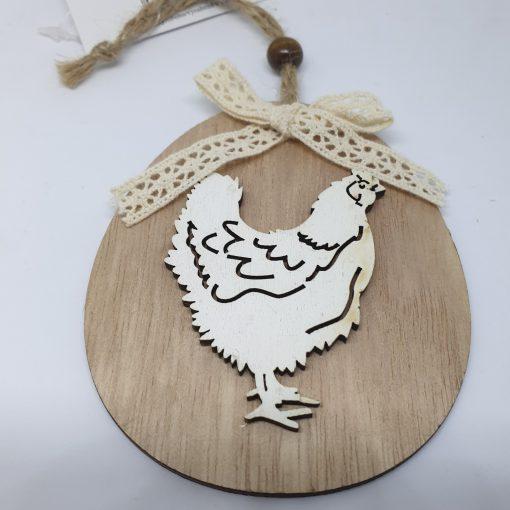 Decorațiune ou plin lemn 4 modele Andel Prerov