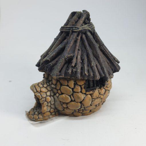 Mini casuta rotunda ceramica ACH 389510