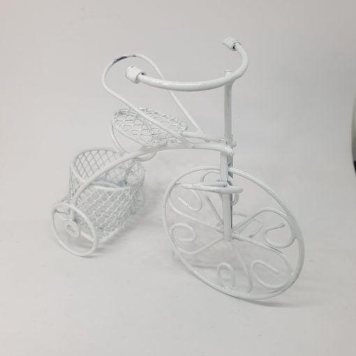Tricicleta decor din metal ACH 389023