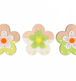 Flori lemn cu clema Andel Prerov 7267