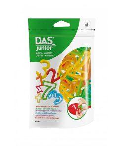 DAS Junior Set modelaj cifre 16 piese