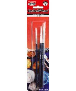 Meyco - Set 3 pensule par sintetic 14234